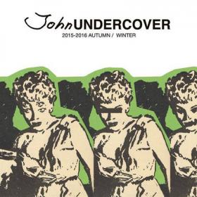 John UNDERCOVER 2015-16AUTUMN-WINTER