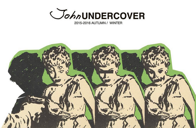 John UNDERCOVER 2015-16AUTUMN-WINTER
