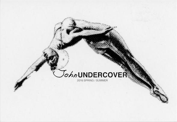 John UNDERCOVER 2016 SPRING-SUMMER
