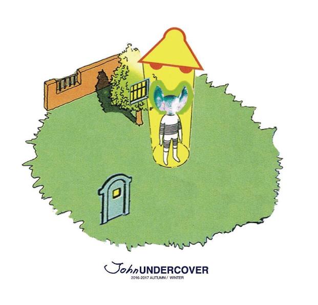 John UNDERCOVER 2016-17AUTUMN-WINTER